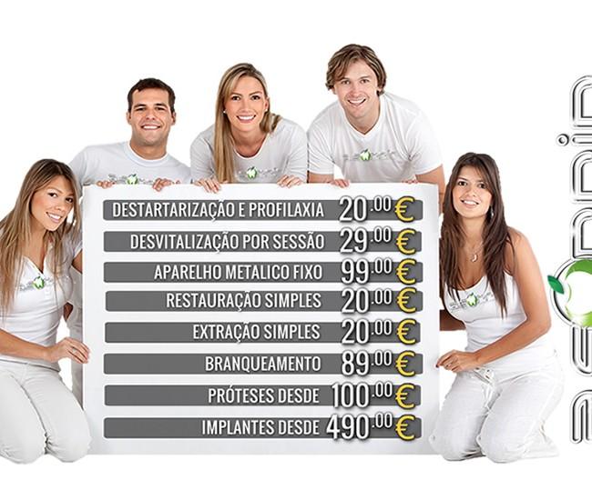 Dentistas com Preços Lowcost